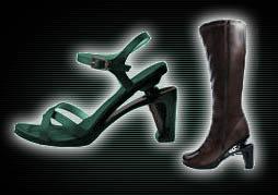 spring heels