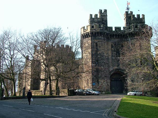 Lancaster Castle, UK, ...