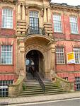 Old Technical School, Palmyra Square, Warrington, UK. ©NRT