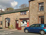 Post Office, Quernmore, near Lancaster, UK. ©NRT