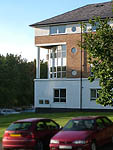 Bowland Hall, Lancaster University
