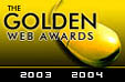 Golden Web Award winner, 2003-4